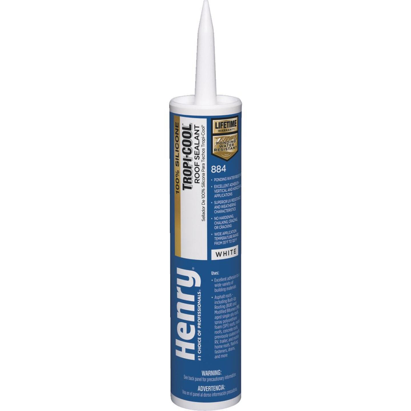 Henry Tropi Cool 10 1 Oz 884 Roof Sealant Do It Best World S Largest Hardware Store