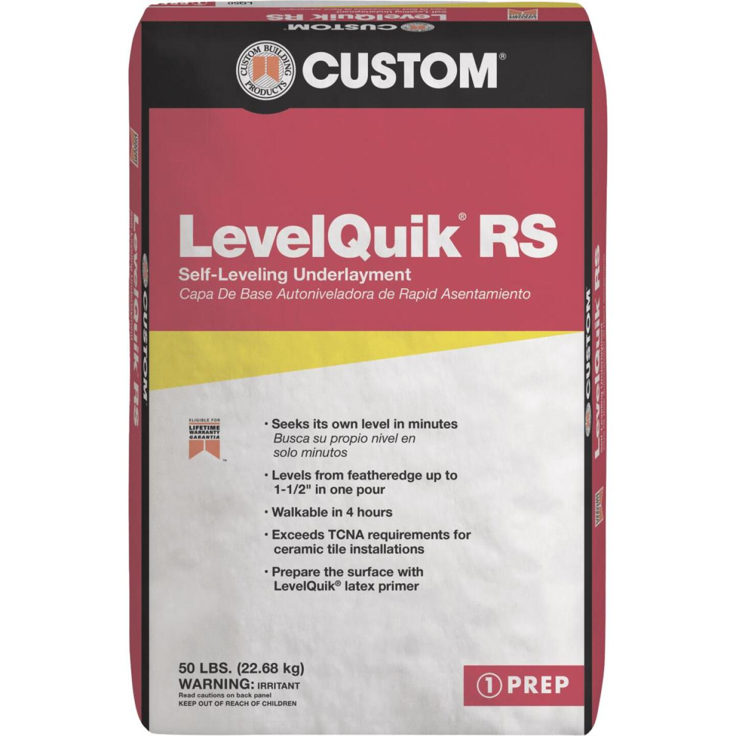 Levelquik Rs Self Leveling Floor Patch