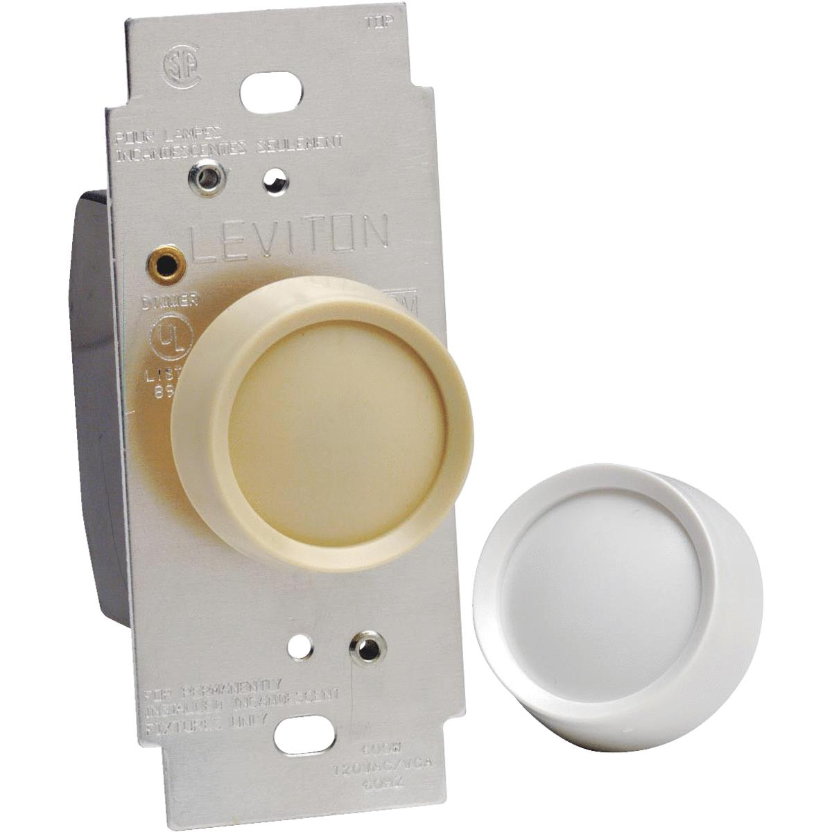 Leviton 3 Way Rotary Dimmer Wiring Diagram