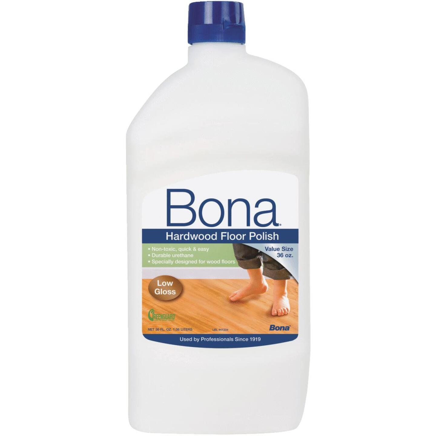 Bona 36 Oz Low Gloss Hardwood Floor Polish Do It Best World S
