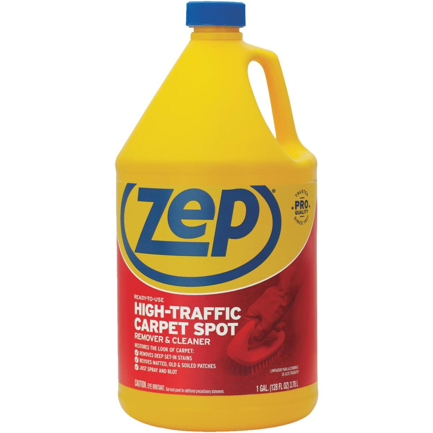 Zep Commercial 1 Gal High Traffic Carpet Cleaner Do It Best World S Largest Hardware Store