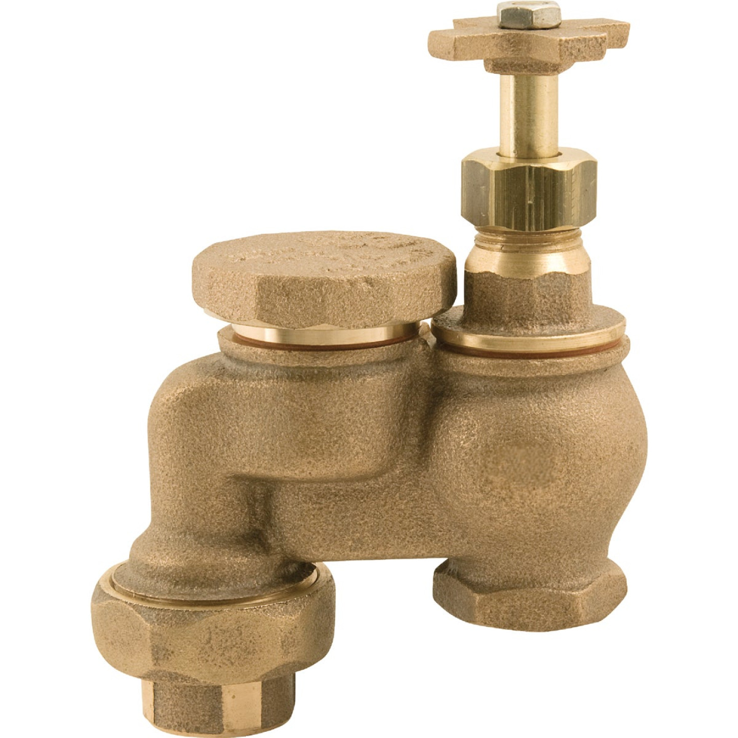Champion 3 4 In 25 To 150 Psi Anti Siphon Valve With Union Do It Best World S Largest Hardware Store