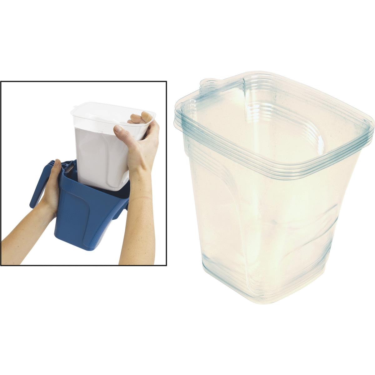Werner Lock In Paint Cup Liner