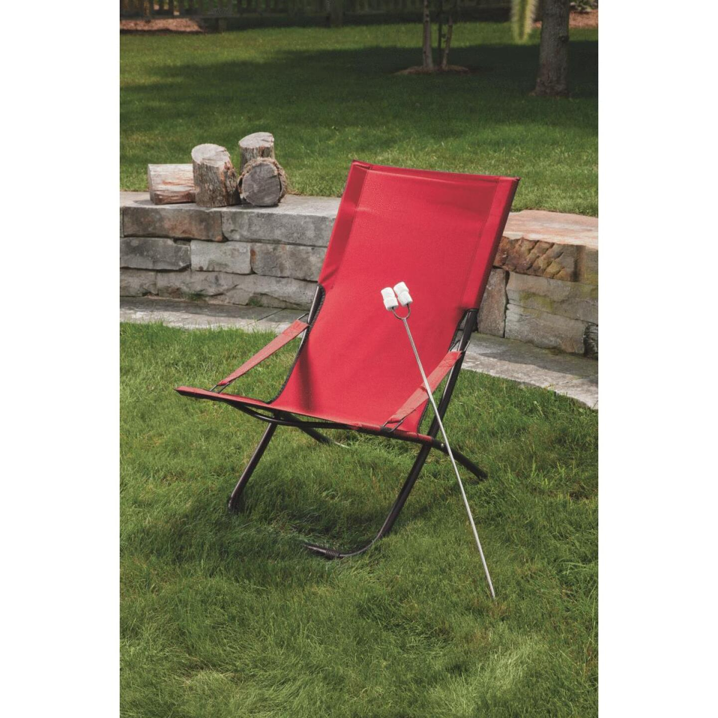 Pride Family Brands Folding Hammock Chair Red Do It Best