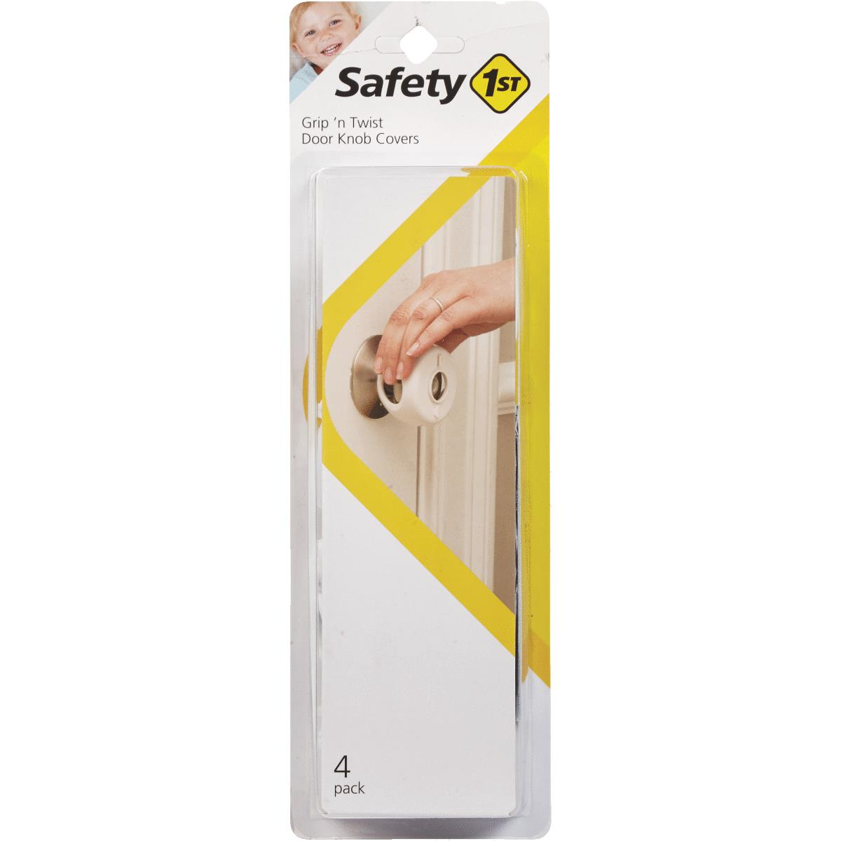 Safety 1st grip and twist door knob cover 4pack