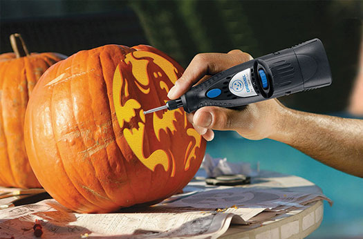 Easy Pumpkin Carving With A Dremel Do It Best World S Largest Hardware Store